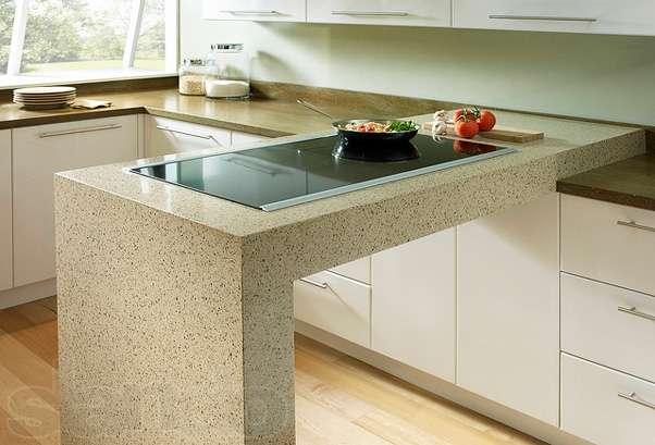 Кухонная столешница плита кухонная столешница из керамической плитки своими руками